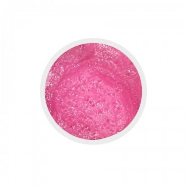 Gel colorato per unghie n.256 Glimmer Light Pink