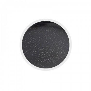 Gel colorato per unghie n.225 Glitter Black
