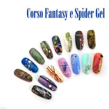 Corso Fantasy e Spider Gel