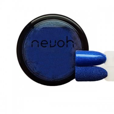 Polvere Microglitter Deep Blu Holo 0.05mm