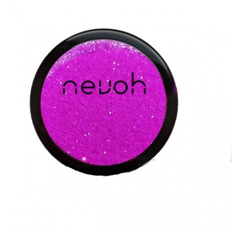 Glitter Fluo Purple