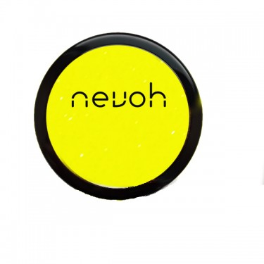 Glitter Fluo Yellow