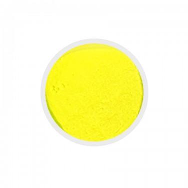 Acrylic Powder Color 4 neon yellow 7 gr