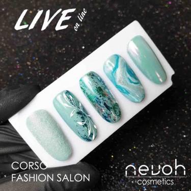 Corso UNGHIE NAIL ART Fashion Salon Nevoh Cosmetics