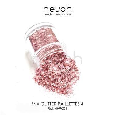 Mix Glitter Paillettes 4
