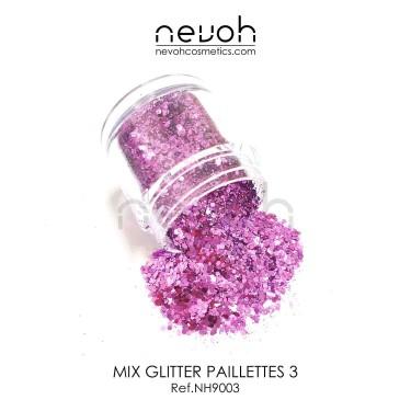 Mix Glitter Paillettes 3