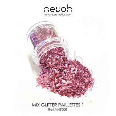 Mix Glitter Paillettes 1